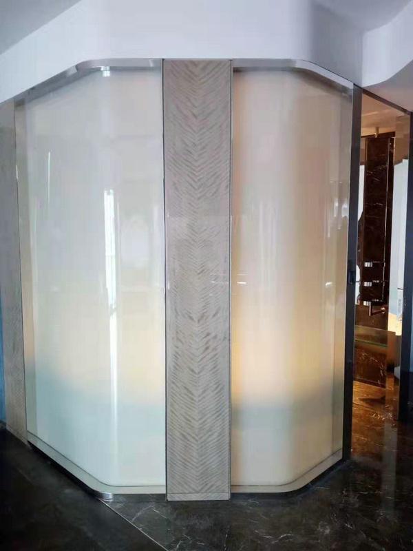 智能調光玻璃